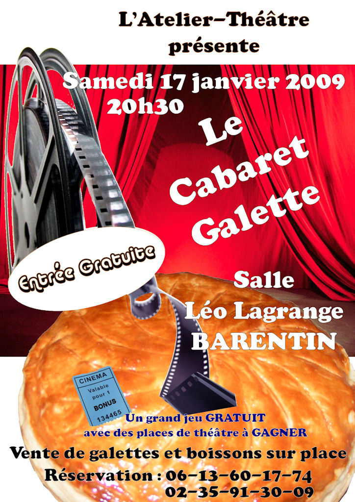 2009 Galette